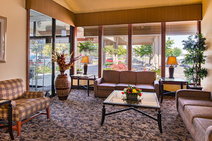 Lobby - Ruby River Hotel Spokane