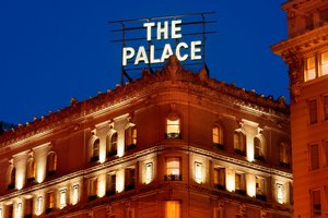 Exterior view - Palace Hotel San Francisco