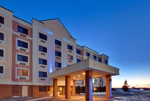 Exterior view - Holiday Inn Express Sault Ste Marie