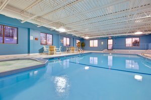 Pool - Holiday Inn Express Sault Ste Marie