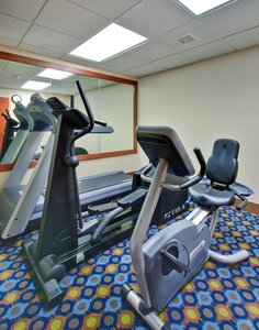 Fitness/ Exercise Room - Holiday Inn Express Sault Ste Marie