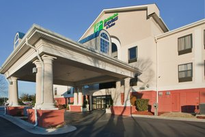 Exterior view - Holiday Inn Express Hotel & Suites Laurinburg