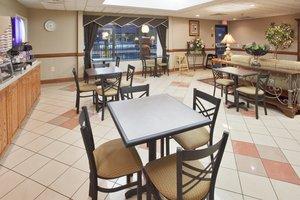 Restaurant - Holiday Inn Express Hotel & Suites Laurinburg