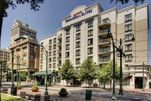 Exterior view - SpringHill Suites by Marriott Downtown Memphis