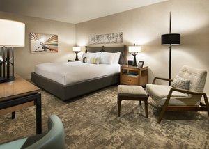 Room - Tempe Mission Palms Hotel Tempe