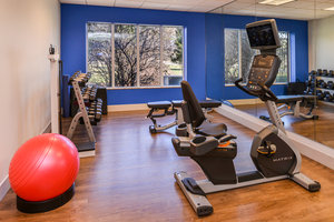 Fitness/ Exercise Room - Holiday Inn Express Hotel & Suites Urbana