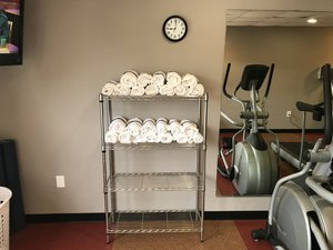 Fitness/ Exercise Room - Holiday Inn Express Hotel & Suites Laurinburg