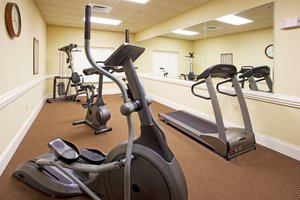 Fitness/ Exercise Room - Holiday Inn Express Hotel & Suites Southeast Valdosta