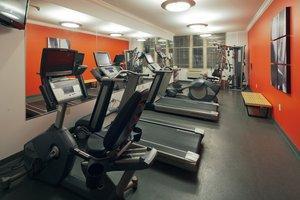 Fitness/ Exercise Room - Hotel Cleveland Gateway