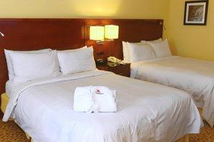 Room - Marriott Hotel St Petersburg