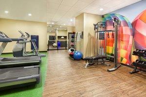 Fitness/ Exercise Room - Hotel Indigo Beachwood