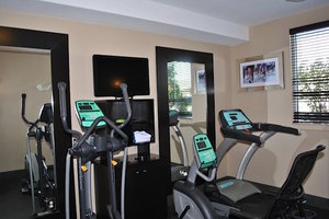 Fitness/ Exercise Room - Holiday Inn Express Munhall