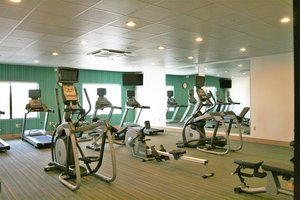 Fitness/ Exercise Room - Holiday Inn Express Hotel & Suites Clarion