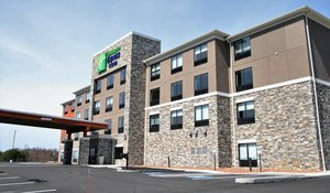 Exterior view - Holiday Inn Express Hotel & Suites Clarion