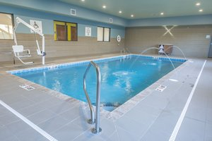 Pool - Holiday Inn Express Hotel & Suites Clarion