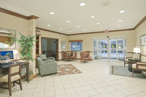 Lobby - Holiday Inn Express West Evansville