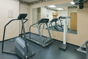 Fitness/ Exercise Room - Holiday Inn Express West Evansville