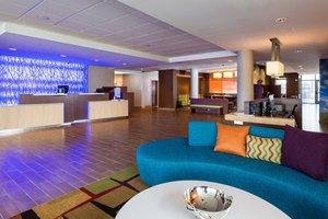 Lobby - Fairfield Inn & Suites by Marriott Aransas Pass