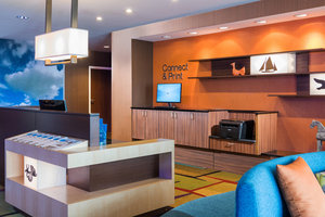 Conference Area - Fairfield Inn & Suites by Marriott Aransas Pass