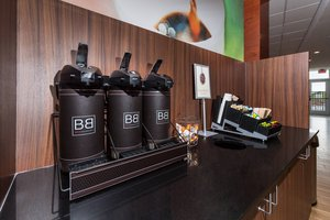 Restaurant - Fairfield Inn & Suites by Marriott Aransas Pass