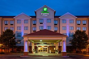 Exterior view - Holiday Inn Express Hotel & Suites East Indianapolis