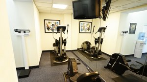 Fitness/ Exercise Room - Holiday Inn Express Hotel & Suites Delafield