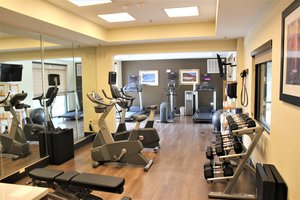 Fitness/ Exercise Room - Holiday Inn Express Hotel & Suites Concord
