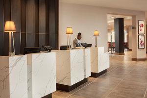 Lobby - Crowne Plaza Hotel Market Center Dallas