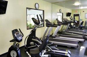 Fitness/ Exercise Room - Holiday Inn Express Pelham