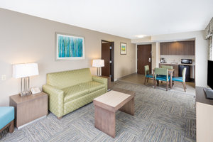 Suite - Holiday Inn Express Princeton