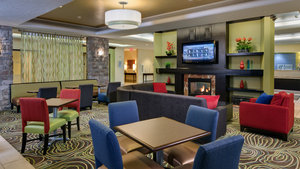 Lobby - Holiday Inn Express Hotel & Suites Saginaw