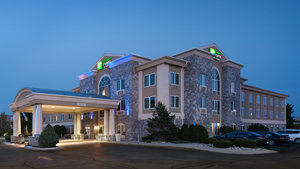 Exterior view - Holiday Inn Express Hotel & Suites Saginaw