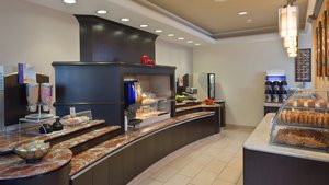 Restaurant - Holiday Inn Express Hotel & Suites Saginaw