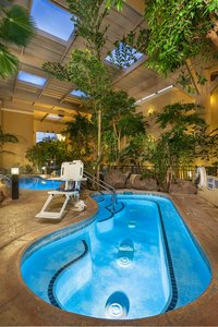 Pool - Crowne Plaza Hotel Concord