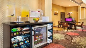 Fitness/ Exercise Room - Crowne Plaza Hotel Concord