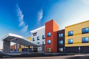 Exterior view - Fairfield Inn & Suites by Marriott Fresno