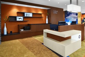 Conference Area - Fairfield Inn & Suites by Marriott Fresno