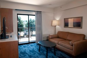 Suite - Fairfield Inn & Suites by Marriott Spokane Valley