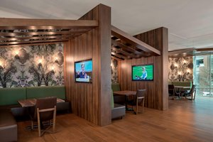 Restaurant - SpringHill Suites by Marriott Downtown Greenville