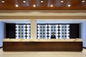 Lobby - Marriott Hotel Airport Orlando