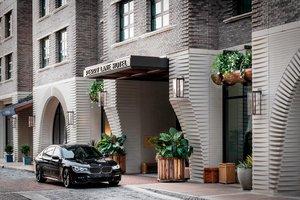 Exterior view - Perry Lane Hotel Savannah