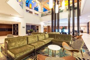 Lobby - Crowne Plaza Hotel Seattle