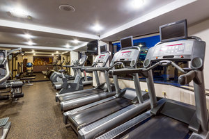 Fitness/ Exercise Room - Crowne Plaza Hotel Seattle