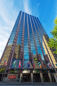 Exterior view - Crowne Plaza Hotel Seattle