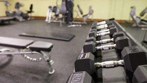 Fitness/ Exercise Room - Holiday Inn Ocean City