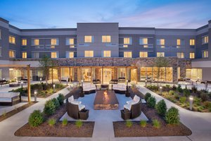 Exterior view - Courtyard by Marriott Hotel Wayne