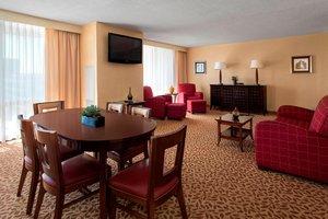 Suite - Marriott Hotel Saddle Brook
