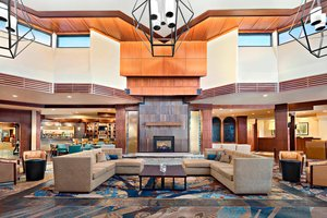 Lobby - Marriott Hotel Fort Collins