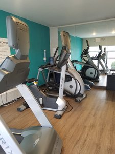 Fitness/ Exercise Room - Holiday Inn Express Hotel & Suites Kingsport