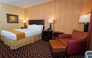 Room - Holiday Inn Express Northeast Sacramento